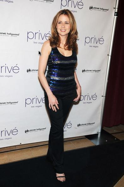 Jenna Fischer Prive party
