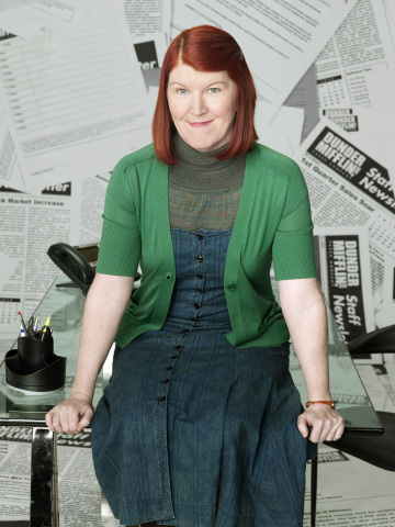 Kate Flannery Meredith Palmer The Office