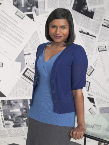 Mindy Kaling Kelly Kapoor The Office