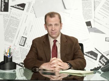 Paul Lieberstein Toby Flenderson The Office