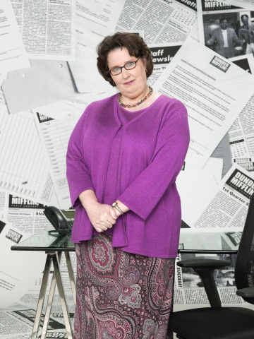 Phyllis Smith Phyllis Lapin Vance The Office