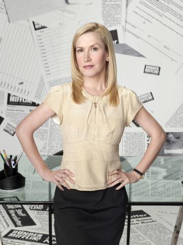 Angela Kinsey Angela Martin The Office