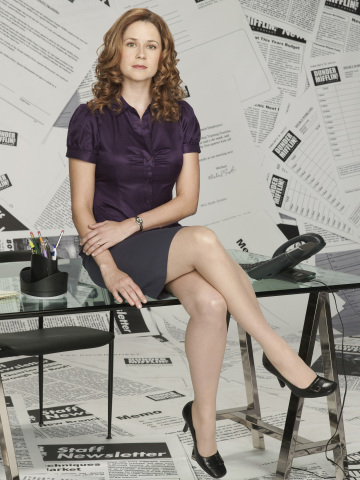 Jenna Fischer Pam Beesly The Office