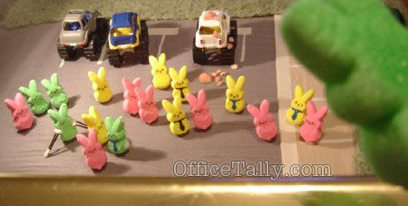 The Office: Safety Training Peeps 2