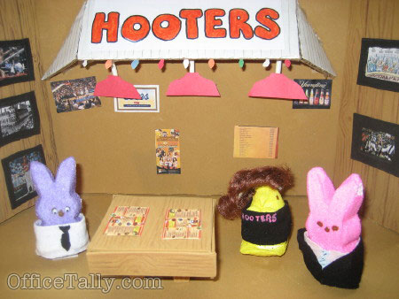 The Office: The Secret Hooters Peeps