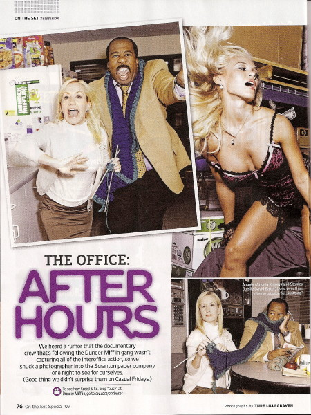 The Office After Hours