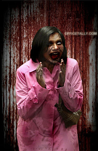 The Office Zombies: Kelly
