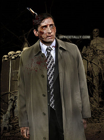 The Office Zombies: Michael