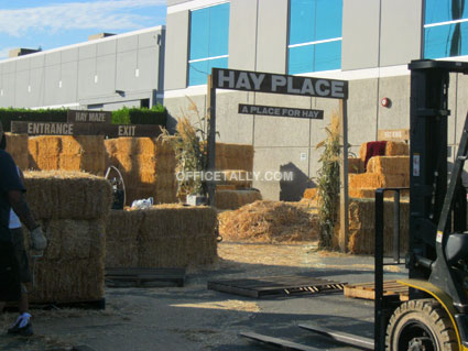 The Office Hay Place