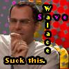 Save Wallace by razzamatazz73