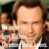 Save Wallace by Ross
