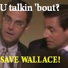 Save Wallace by tentojuan