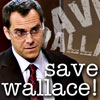 Save Wallace by Matt Collins