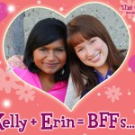 Kelly and Erin BFF Wallpaper 4 of 4