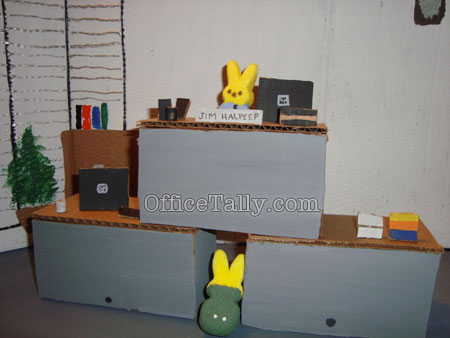 The Office Peeps Contest