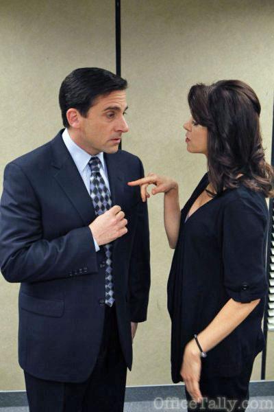 The Office: Body Language