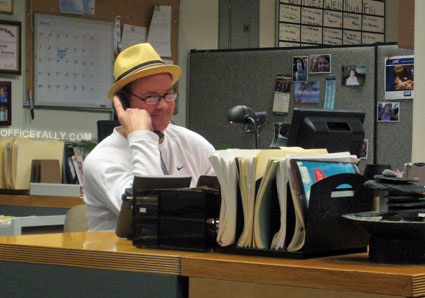 David Koechner The Office