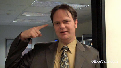 The Office Rainn Wilson