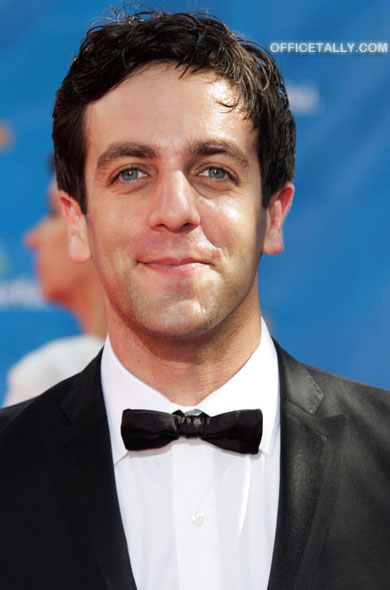 B.J. Novak The Office