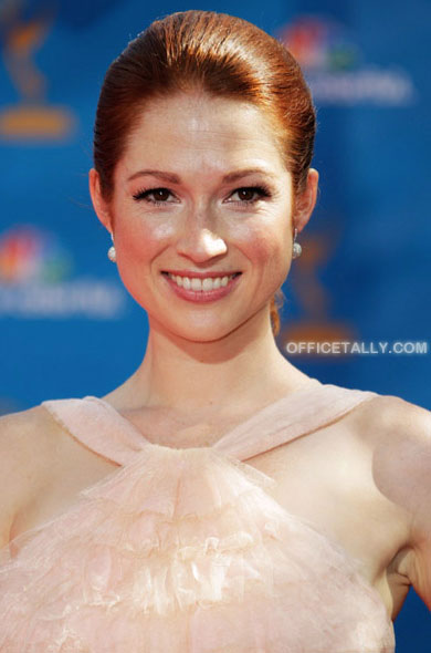 The Office Ellie Kemper