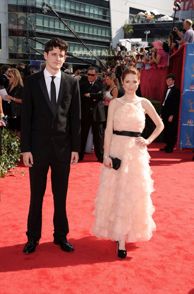 The Office Ellie Kemper Zach Woods