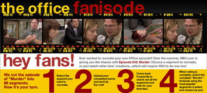 The Office Fanisode: Murder