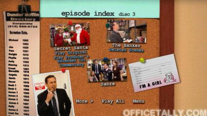 The Office Season 6 DVD