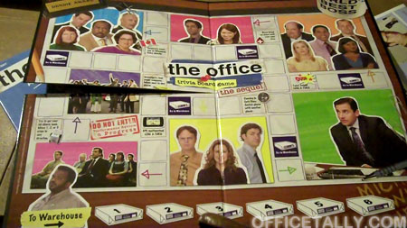 the office trivia game the sequel