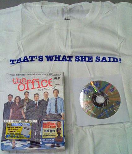 The Office DVD Best Buy