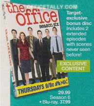 The Office DVD Target Edition