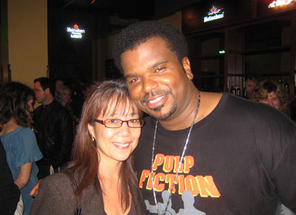Rainn Wilson & Friends: Craig Robinson and tanster, Paramount Theatre, Seattle