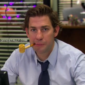 Jim Halpert as Popeye