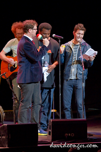 Rainn Wilson & Friends: Craig Robinson and Andy Grammer, Paramount Theatre, Seattle