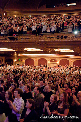 Rainn Wilson & Friends, Paramount Theatre, Seattle