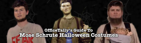The Office Mose Schrute Halloween Costumes