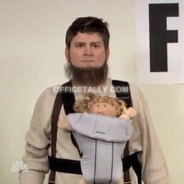 The Office Mose Halloween Costume