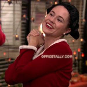 The Office Pam Olive Oyl Halloween Costume