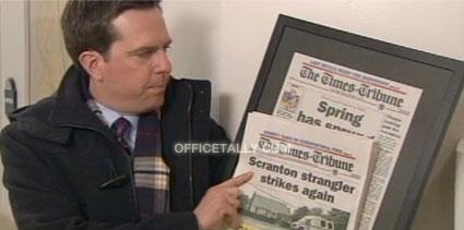 The Office Scranton Strangler