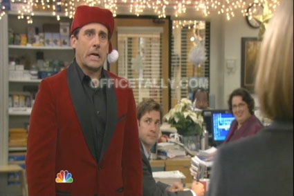 the office classy christmas - Classy Christmas The Office