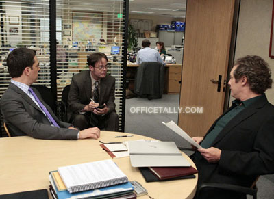 The Office: Doomsday, November 3, 2011
