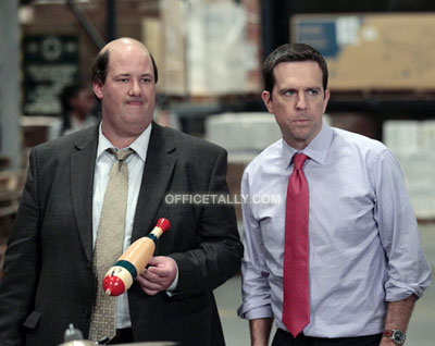 The Office: Pam's Replacement, November 10, 2011
