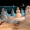 The Office Classy Christmas Snowmen