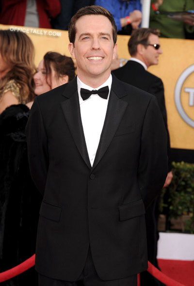 Ed Helms SAG Awards 2011
