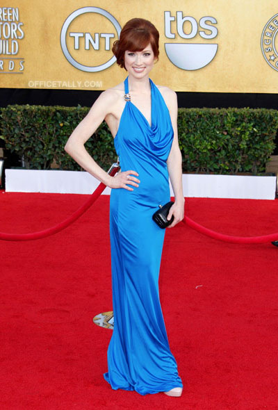 Ellie Kemper SAG Awards 2011