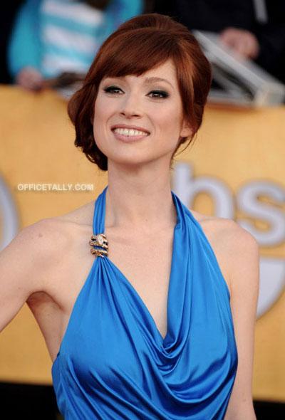 Ellie Kemper SAG Awards 2011