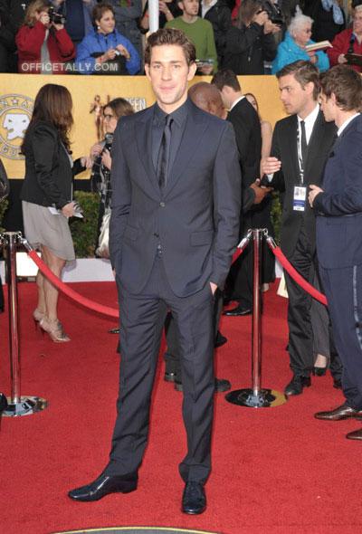 John Krasinski 2011 SAG Awards