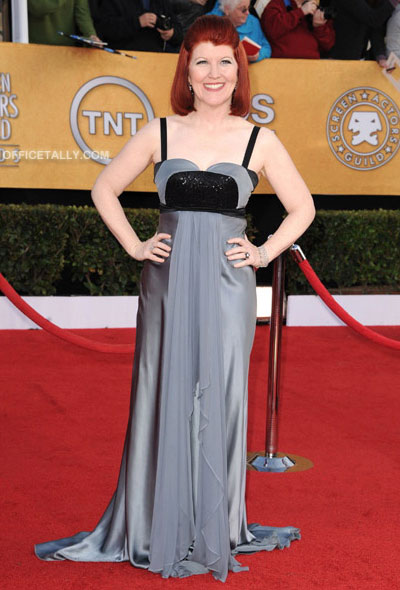 Kate Flannery SAG Awards 2011