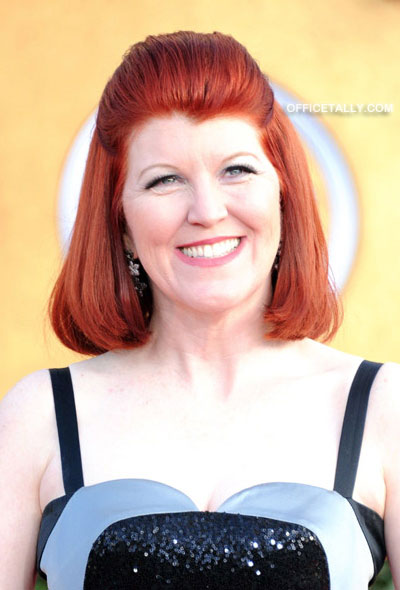 Kate Flannery 2011 SAG Awards