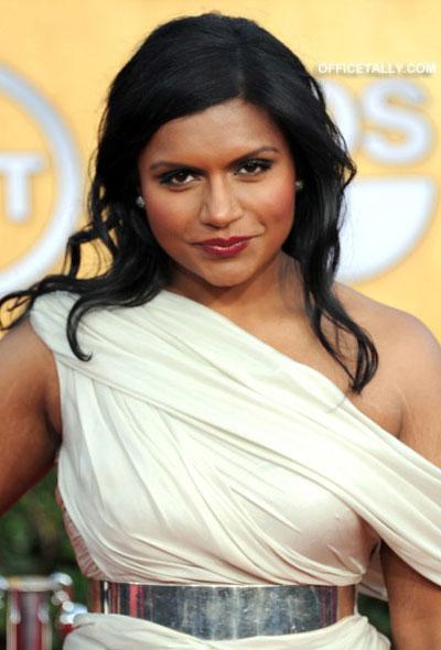 Mindy Kaling 2011 SAG Awards