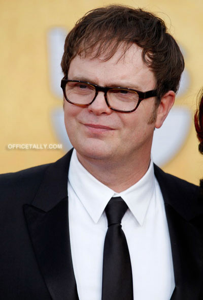 Rainn Wilson 2011 SAG Awards